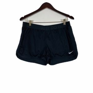 Nike Therma Fit Shorts Black Large